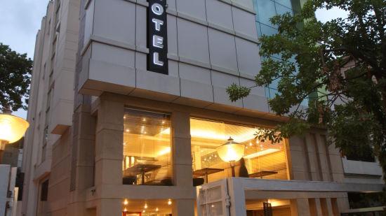 Emblem Hotel, New Friends Colony, New Delhi Delhi Facade Emblem Hotel New Friends Colony New Delhi