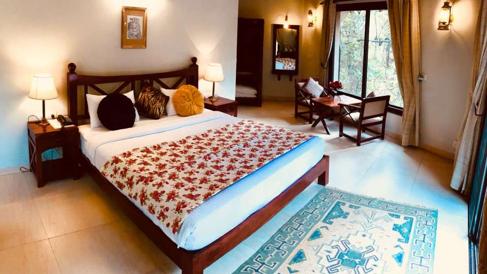 Luxury Cottage in Infinity Resorts Kanha, Cottages in Kanha 10
