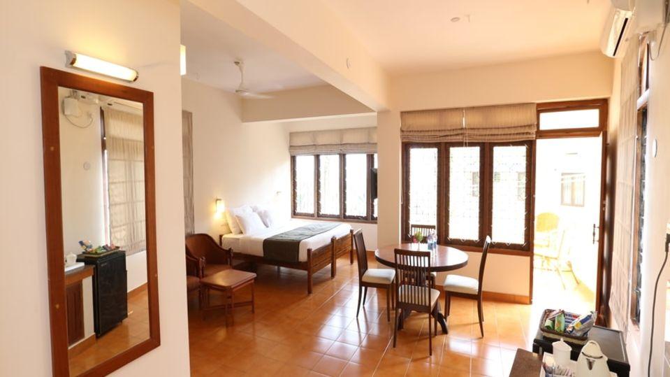 Hotels near Kovalam beach, Budget villas near Kovalam beach, best budget rooms in Kovalam 11