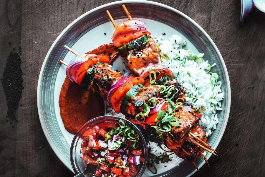 alt-text Asian cuisine5, Restaurant in Noida, The Hideaway