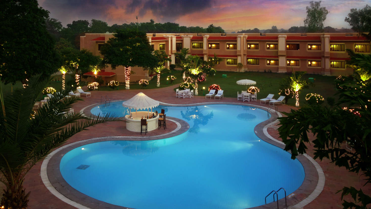 Clarks Group of Hotels | Clarks Amer | Clarks Lucknow ...