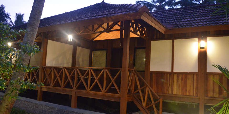 Estuary Pool Villa Exterior 15