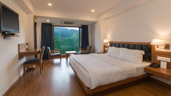 Hotel rooms in Mussoorie 32E