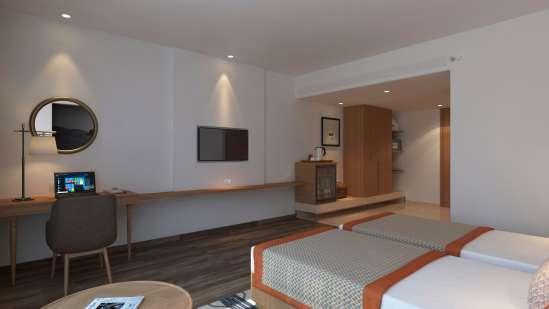Room 2 Bellevue Sarovar Portico Junagadh