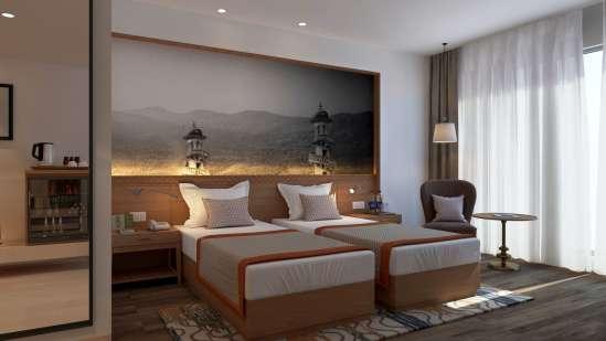 Room Bellevue Sarovar Portico Junagadh