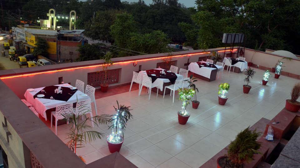 Hotel Trisha Bhoomi Residency, Agra Agra Restaurant Hotel Trisha Bhoomi Residency Agra