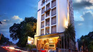 Facade Hotel Royal Court Madurai