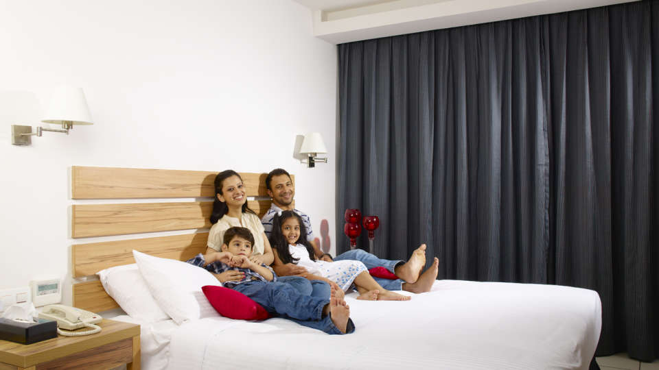 Executive Rooms at Wonderla Resort Bangalore
