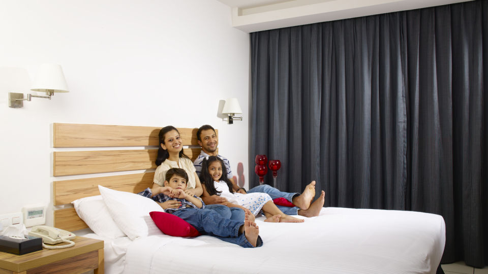 Executive Rooms at Wonderla Resort Bengaluru
