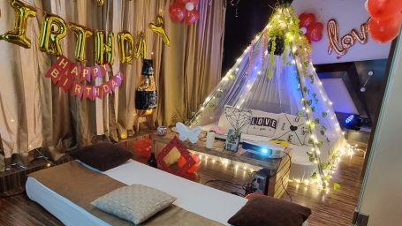 Cabana Birthday Decoration Mumbai