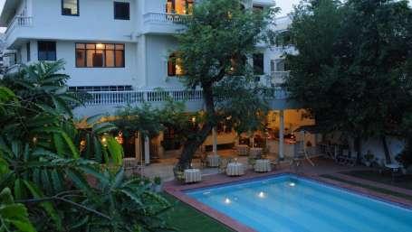 Facade Hotel Meghniwas Jaipur Best Hotels in Jaipur