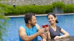 Swimming Pool at Wonderla Resort Bengaluru