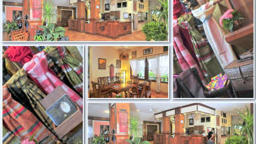 Pakse Hotel & Restaurant, Champasak Pakse Compo lobby Pakse Hotel Restaurant Champasak