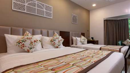 Mango Classic Rooms, Mango Hotels Viera, Rooms in Hyderabad