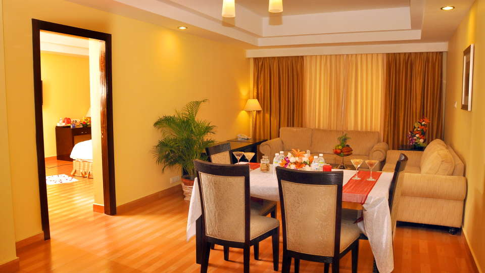 Suites, Gokulam Park Sabari, Suites in Chennai