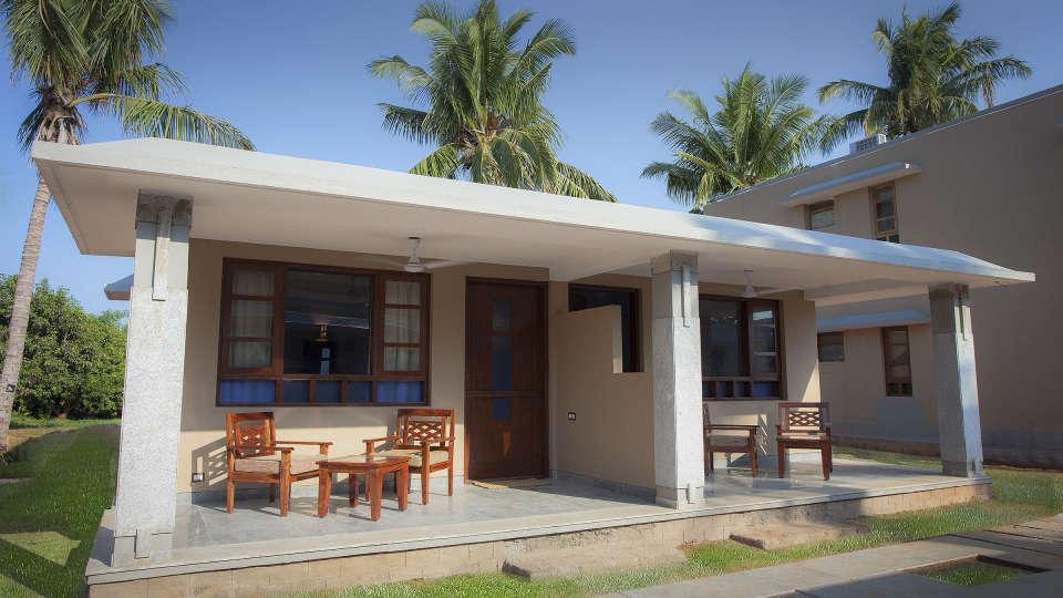 Heritage Resort Hampi Hampi 9. Private Sitouts