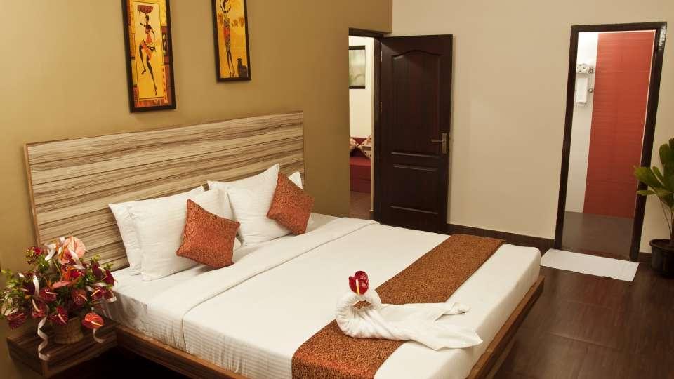 TGI Star Holiday Resort, Yercaud Yercaud Deluxe Room TGI Holiday Resort Yercaud 4