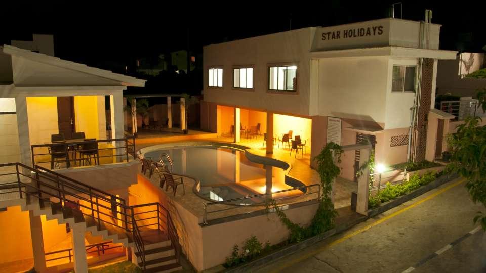 TGI Star Holiday Resort, Yercaud Yercaud Exterior TGI Star Holiday Resort Yercaud 9