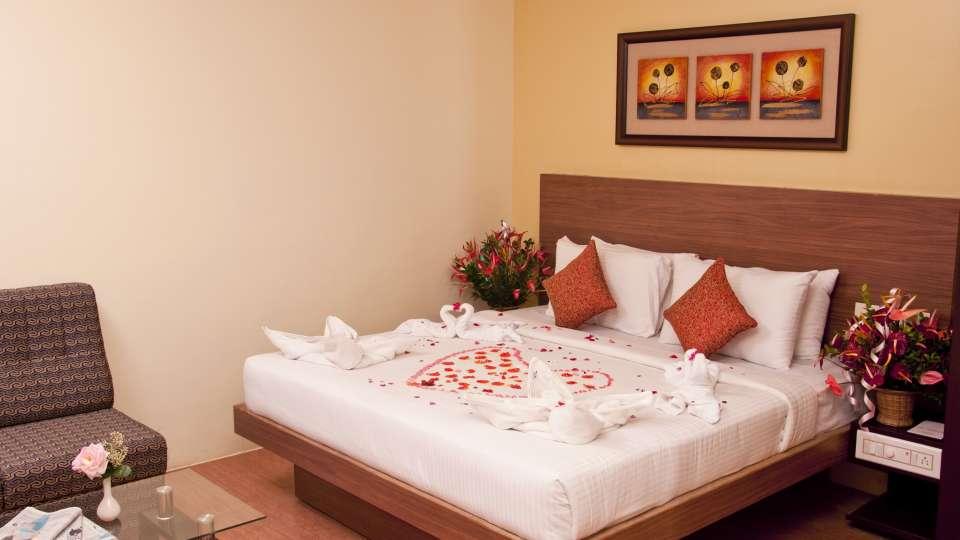 TGI Star Holiday Resort, Yercaud Yercaud Superior Room TGI Star Holiday Resort Yercaud 3