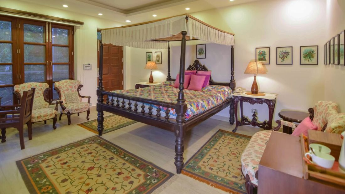 Vintage Room_ Shaheen Bagh Resort Dehradun_Resort In Dehradun Hill View Room Room_Dehradun Resort 3 Shaheen Bagh Resort Dehradun