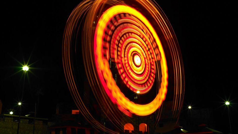 Thrillers Rides - Y Scream at  Wonderla Amusement Park Bengaluru