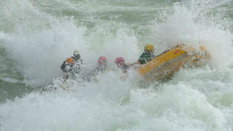 The Haveli Hari Ganga  Haridwar White RiverRafting Actvities at The Haveli Hari Ganga Hotel Haridwar