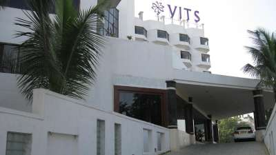 VITS Luxury Business Hotel, Aurangabad Aurangabad Exterior View of VITS Luxury Business Hotel Aurangabad
