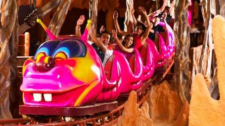 Dry Rides - Gigantic Termite wonderla Amusement Park Bangalore