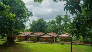 River view Basic Tent Exterior - Kundalika
