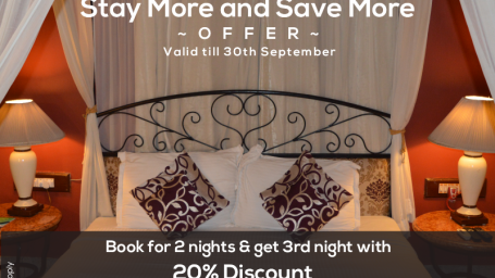 Stay More and Save More 1