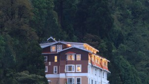 Exterior Summit Hermon Resort and Spa Darjeeling