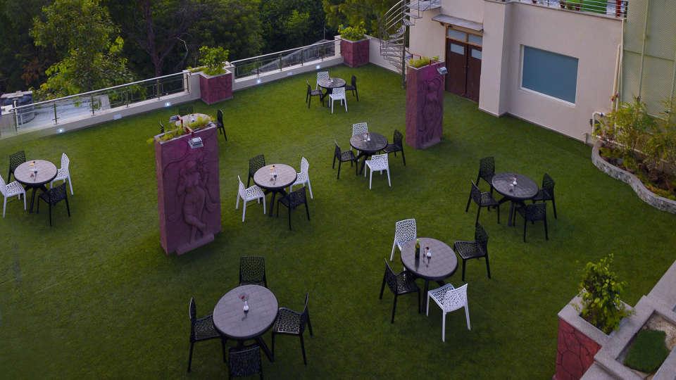 Hotel Atulyaa Taj, Agra Agra Roof top Hotel Atulyaa Taj Agra 3