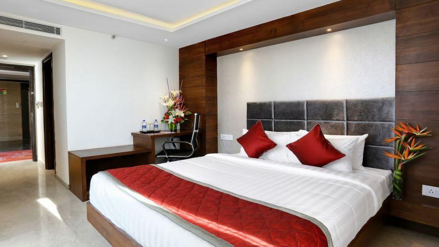 hotel in Bangalore (Devarabisanahalli)   Bhagini Icon Premier   Rooms at Devarabisanahalli4