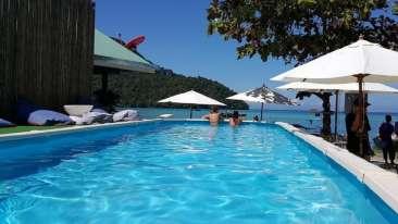 The Beacha Club Hotel, Krabi, Phi Phi Islands Krabi Beacha Swimming pool The Beacha Club Hotel Krabi Phi Phi Islands