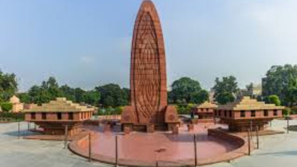 Jallianwala Bagh, Golden Sarovar Portico Amritsar, Places to visit in Amritsar