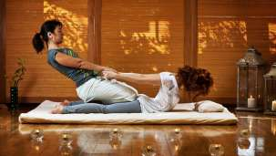The Naini Retreat Nainital Authentic Thai Massage