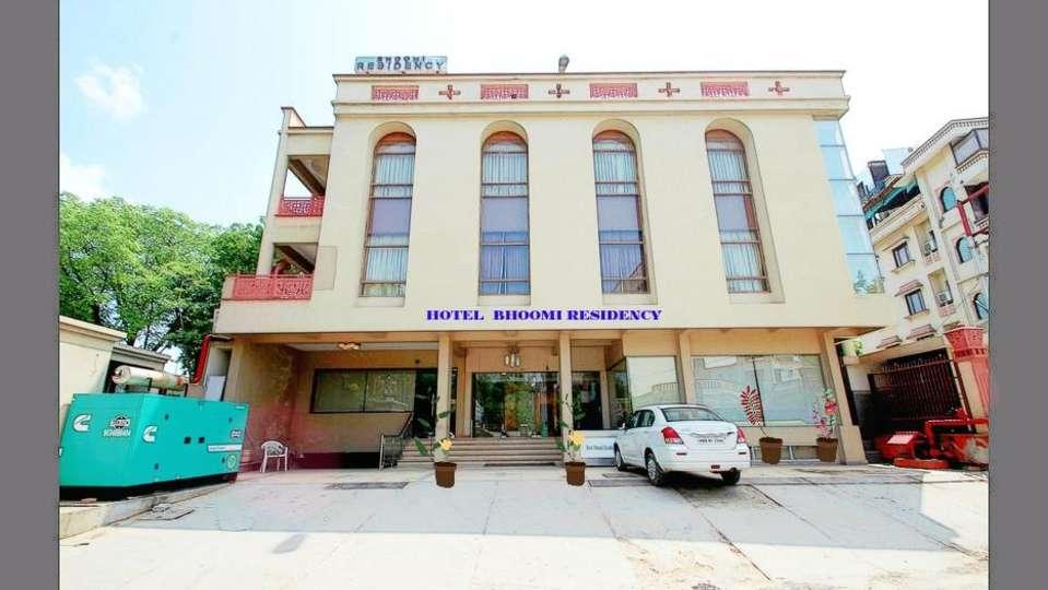 Hotel Bhoomi Residency, Agra Agra 3430782