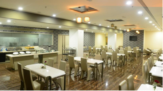 beans and kettle, Coffee Shop at Narayani Heights hotels, coffee shop in ahmedabad