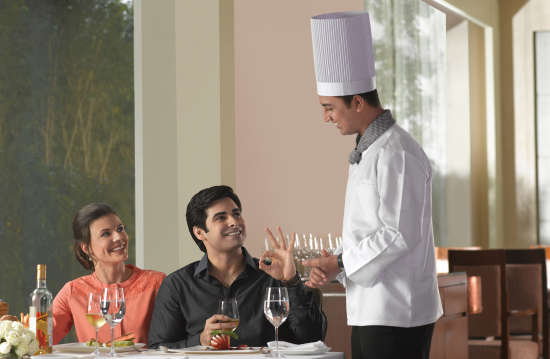 chef made breakfast my way golden sarovar hotel in lucknow y1it7c