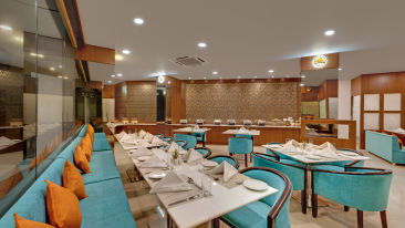 Avins Beacon Hotel in Udaipur Flavours Restaurant