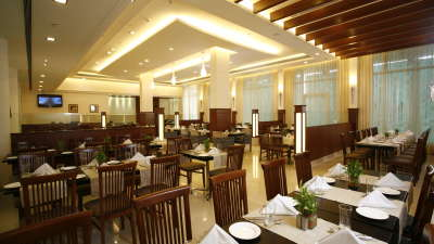Restaurant Ambrosia Sarovar Portico Haridwar 1