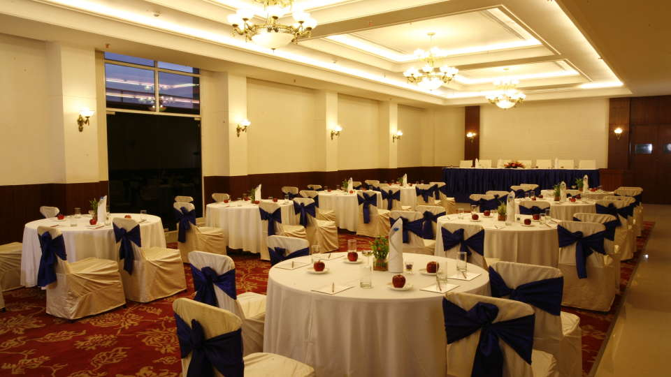 Banquet Halland and Conference Ambrosia Sarovar Portico Haridwar 3