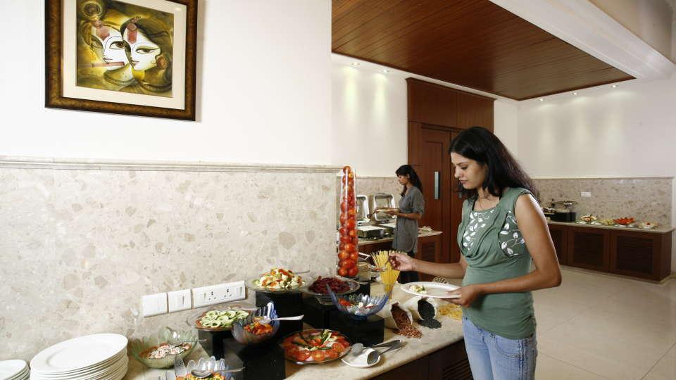 Restaurant Ambrosia Sarovar Portico Haridwar 5