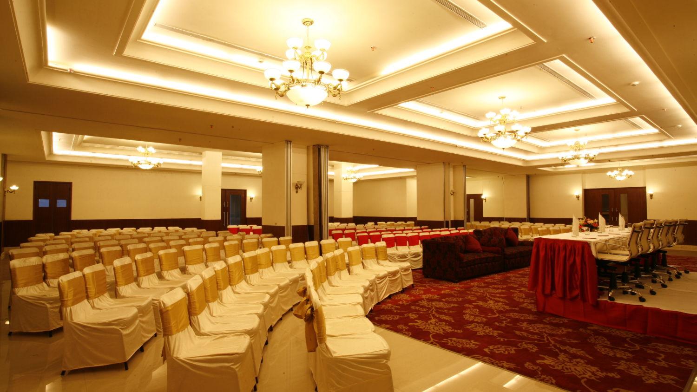 Banquet Halland and Conference Ambrosia Sarovar Portico Haridwar 1