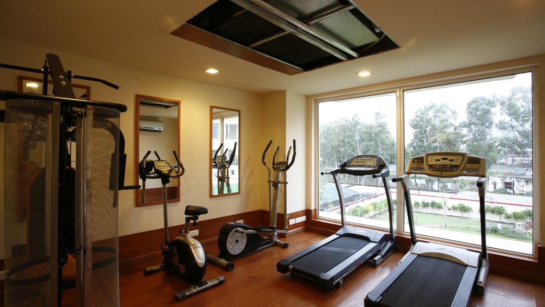 Fitness Center Ambrosia Sarovar Portico Haridwar