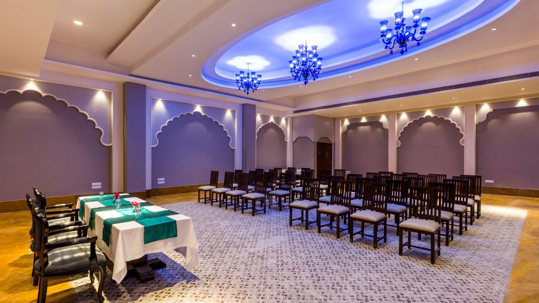 Banquet Halls in Jaisalmer, Darbar at Sairafort Sarovar Portico Jaisalmer