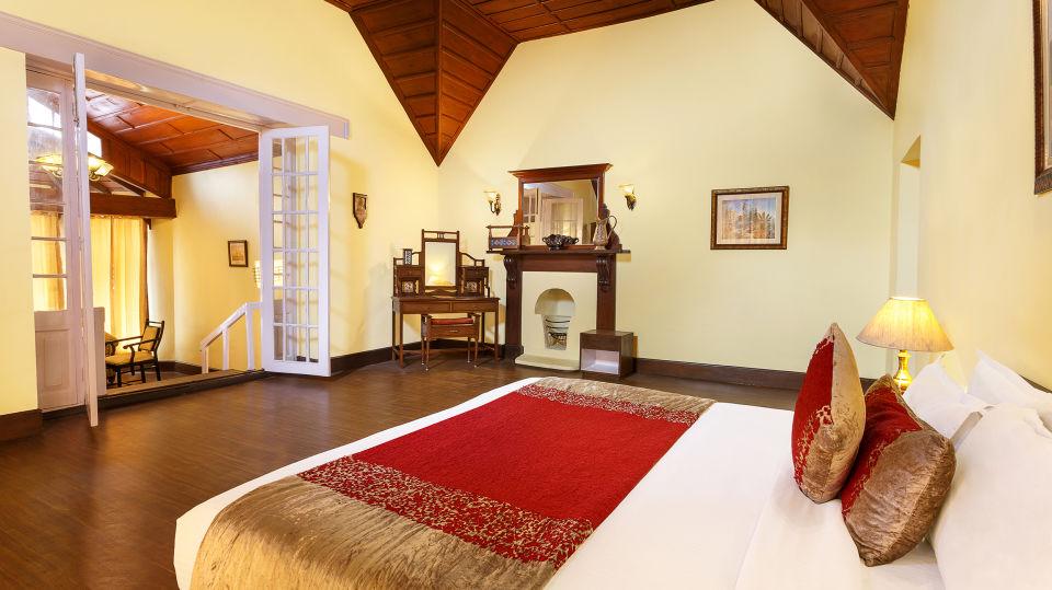 The Earl's Court, Nainital Nainital Heritage room -