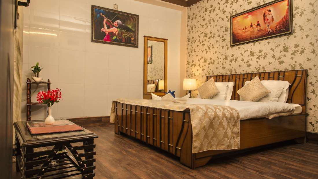Executive Rooms at Hotel Meenakshi Udaipur 1