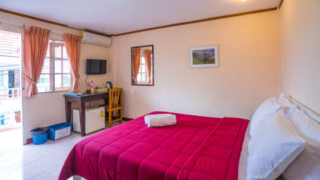Hotel The Britannia, Chiang Mai Chiang Mai Deluxe Extra Room Hotel The Britannia Chiang Mai 2