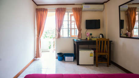 Hotel The Britannia, Chiang Mai Chiang Mai Deluxe Extra Room Hotel The Britannia Chiang Mai 3